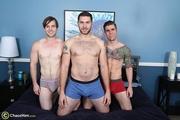Ethan, Gennaro & Shiloh Serviced