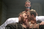 Jewel Thief Uncut Cock Edged