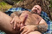 Marc & Scott - Outdoor Handjob