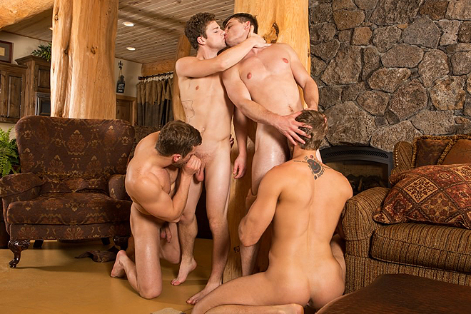 My 3some storie