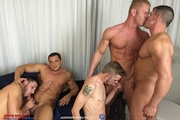 Jason Sparks Live & American Muscle Hunks in Chicago