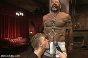 Vinny Steffano Gets Edged