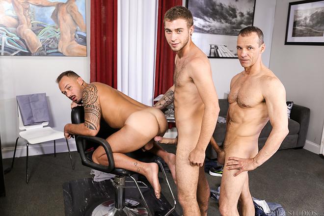 barbershop-porno