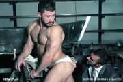 Matt, The Fainting Musclebottom, Part 2
