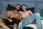 Lorenzo & Robbie Bareback