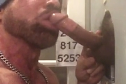 Step-Brother at the Gloryhole