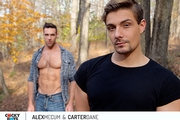 Alex Mecum Fucks Carter Dane