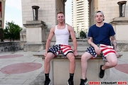 Brandon & Ryan Flip