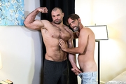 Big Muscles & Cock