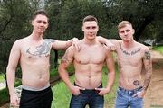 Ryan, Spencer & Logan